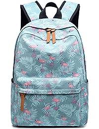 fc9985c4fc50a Mujeres Moda Ordenador Portátil Mochila Lindo Escuela College Bolsa de  hombro Para Chicas adolescentes