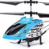 Kikioo Mini hélicoptère de vol RC, jouet de drone d'induction de détection...