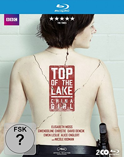 Top of the Lake: China Girl [Blu-ray]