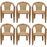 PRIMA - 2008 Chair (Beige Color) - Set Of 6.