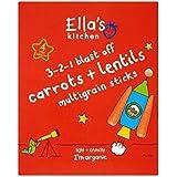 Cuisine 3-2-1 Fourneaux De Ella Hors Carottes + Lentilles Multigrains Bâtons 4 X 15G - Lot De 2