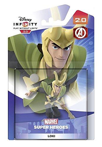 Disney Infinity 2.0: Einzelfigur - Loki - [alle Systeme]