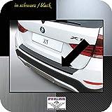 Richard Grant Mouldings Ltd. Original RGM Ladekantenschutz schwarz für BMW X1 E84 SUV Kombi Baujahre 07.2012-08.2015 Modelle Sport-Line und X-Line, Aber Nicht bei M-Style Stoßstangen RBP621