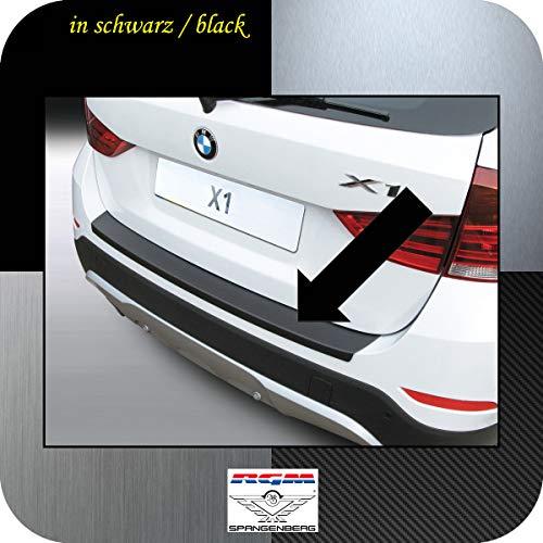 Preisvergleich Produktbild Richard Grant Mouldings Ltd. Original RGM Ladekantenschutz schwarz für BMW X1 E84 SUV Kombi Baujahre 07.2012-08.2015 Modelle Sport-Line und X-Line,  Aber Nicht bei M-Style Stoßstangen RBP621