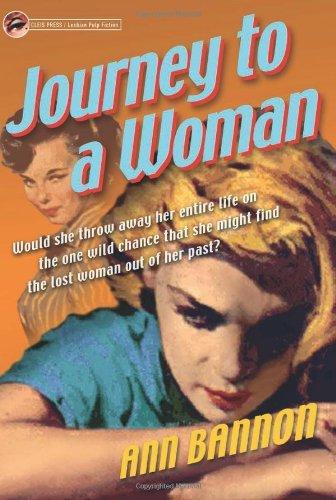 Portada del libro Journey to a Woman (Lesbian Pulp Fiction) by Ann Bannon (2003-04-02)