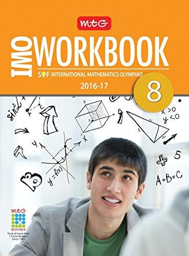 MTG International Mathematics Olympiad (IMO) Work Book - Class 8