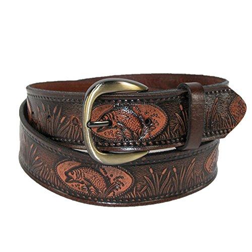 Hickory Creek - Cinturón - para hombre marrón marrón 105