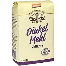 Bauckhof Dinkel-Vollkornmehl (1 kg) - Bio