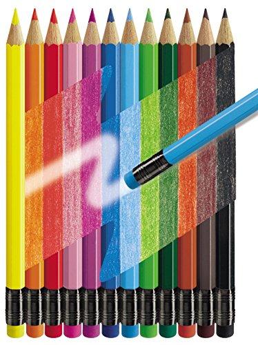Faber-Castell 116612 laápiz de color – Lápiz de color (Madera, Multicolor)