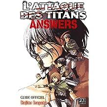 L'Attaque des Titans - Answers: Guide Officiel