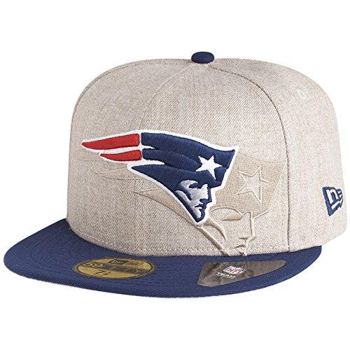 New Era 59Fifty Cap - SCREENING New England Patriots - 7 1/8