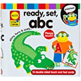 Alex Toys Touch and Feel Flash Cards ABC