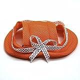 DingDing Haustier-Hut * Sun-Hut-Nette Prinzessin Hat Jewelry (Farbe : A, größe : M)