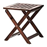 IKEA APPLARO - Stool foldable brown