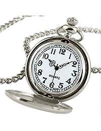 Amazon.es: Cadenas para relojes de bolsillo: Relojes