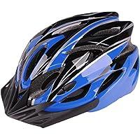 Dooxii Adulto Hombres Mujeres Seguridad Bicicleta de Montaña Casco de Ciclismo Ligero Ajustable MTB Multiuso Cascos