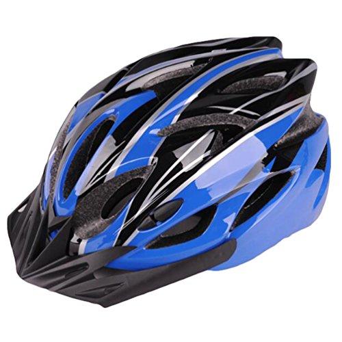 Dooxi Männer Frauen Sport Leichtgewicht Atmungsaktiv Fahrradhelm Professionellem MTB Mountainbike Helme 54-62cm