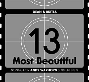 13 Most Beautiful: Songs For Any Warhol'S Screen Tests