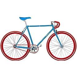 Bicicleta fixie Wobybi - sistema flip-flop **OFERTA**