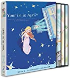Your lie in april parte 2. episodios 12 a 22 [DVD]