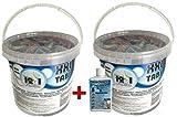 Shine 400 Spülmaschinentabs + 1 MP WASSERLÖSLICHE Folie Spültabs Spülmittel Geschirrspültabs Geschirrspüler