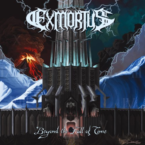 Exmortus - Beyond The Fall Of Time [Japan CD] IUCP-16120 by Exmortus