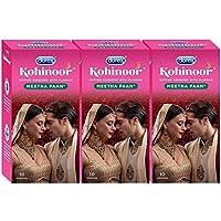 Durex Kohinoor Kondome - 10 Count (Packung mit 3, Meetha Pan) von GladnessEra preisvergleich bei billige-tabletten.eu