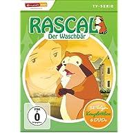 Rascal, der Waschbär - Komplettbox