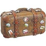 Resväska ringa för ön 5,8 x 2,8 x 3,9 cm blomsterresa kupong