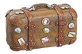 Hobbyfun Koffer Reif für die Insel ca. 5,8 x 2,8 x 3,7 cm