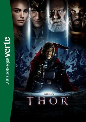 Bibliothèque Marvel 02 - Thor- Le roman du film