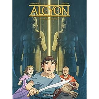 Alcyon - Tome 3 - Le crépuscule des tyrans (French Edition)
