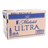 US Bier - 14 Sorten - 24 Dosen/Flaschen - Anheuser-Bush Bud Light Lime Coors Michelob Ultra Miller Genuine Draft High LifeMilwaukee Best Pabst Blue Ribbon lager (Michelob Ultra, 24x 473ml)