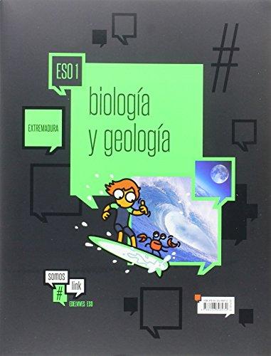 Biología y geología 1ª eso (tres volumenes) (somoslink)