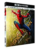 SPIDER-MAN : HOMECOMING - UHD + BD 3D + BD (UV) [4K Ultra HD + Blu-ray 3D + Blu-ray +...