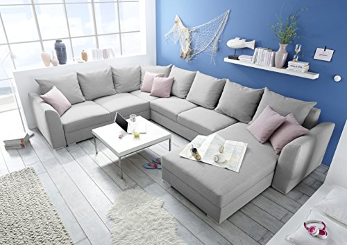 Couch Lilly Sofa Eckcouch Ecksofa Schlafsofa Wohnlandschaft