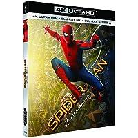 SPIDER-MAN : HOMECOMING - UHD + BD 3D + BD