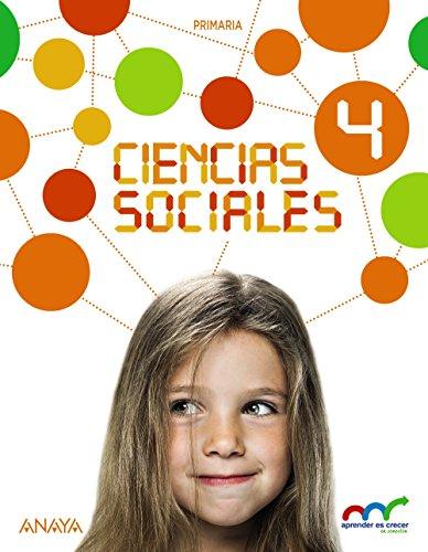 Ciencias sociales 4 (con social science 4 in focus) (aprender es crecer en conexión)