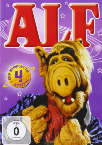 ALF - Staffel 4 (4 DVDs)