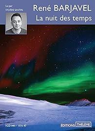 La nuit des temps par René Barjavel