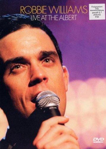 Bild von Robbie Williams - Live At The Albert