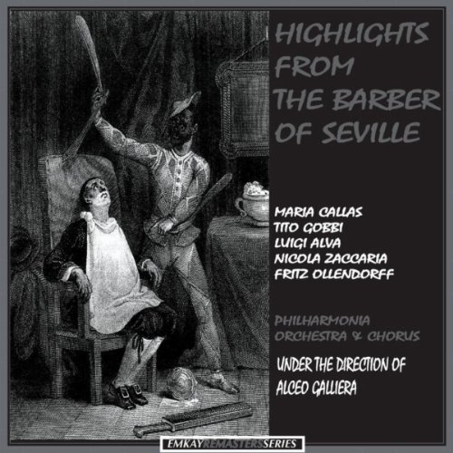 Rossini: Highlights from The Barber of Seville (Remastered)