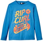 Rip Curl Time To Surf T-Shirt manches...