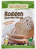 Bio Vegan Natursauerteig (Roggen) flüssig Bio Backzutat, 10er Pack (10 x 150 ml)
