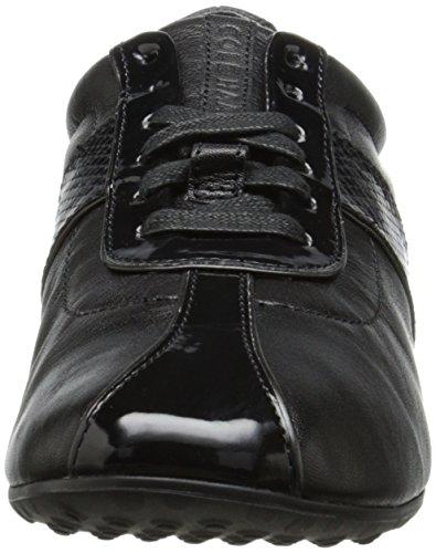 Cole Haan Bria Grand-Sneaker Black/Snake Print
