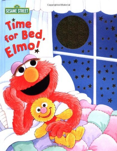 Time for Bed, Elmo (Sesame Street) (Sparkle Storybooks) by Sarah Albee (2000-10-05)
