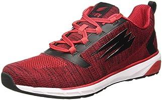 DFY Men's Endure Red/Blk Multisport Training Shoes-9 UK/India (43 EU)(DMF18S500211-42)