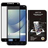 Asus Zenfone 4 MAX PLUS / MAX PRO (ZC554KL) Protection d'écran en verre trempé FULL Cover noir - Tempered glass Screen protector / Films vitre smartphone - Accessoires