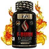 Die besten Appetitzügler Pillen - MVN® Abnehmen F-BURN Fatburner Kapseln, Hochdosiert, Energie-Stoffwechsel, Glucomannan Bewertungen