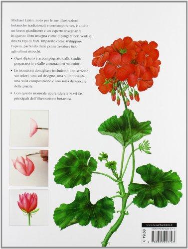 Libro fiori botanici ad acquerello dalla a alla z ediz for Fiori dalla a alla z